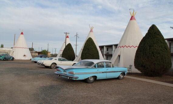 Wigwam Motel Route 66