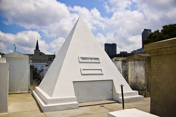 Nicolas Cage Pyramid Tomb