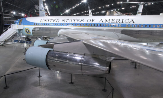 NATIONAL MUSEUM OF THE US AIR