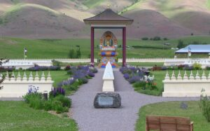 The Garden of One Thousand Buddhas