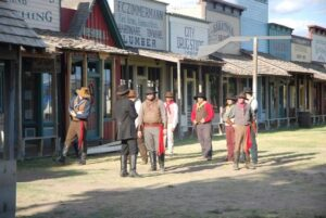 boot hill museum Gunfight