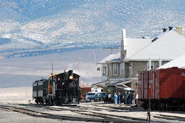 Nevada Northern Railway National Historic Landmark