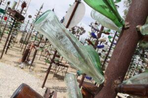 Elmer's Bottle Tree Ranch Route 66
