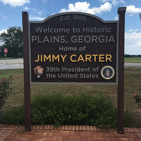 Jimmy Carter National Historic Site