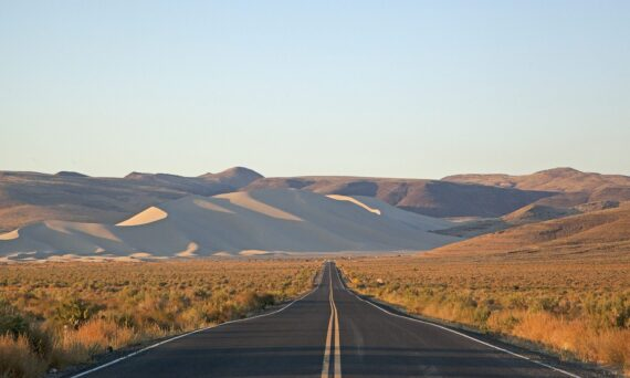 US 50 - The Loneliest Road in America