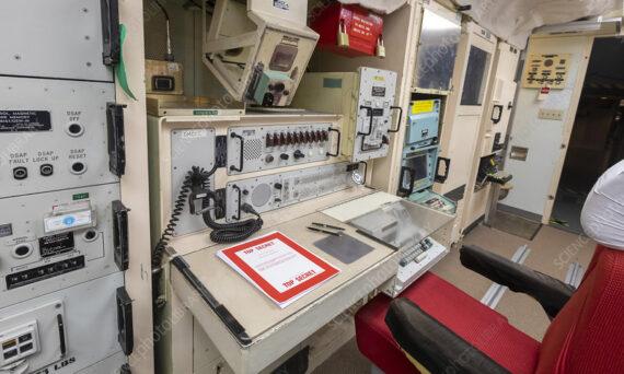 Quebec 01 Missile Alert Facility